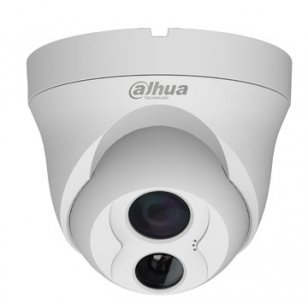1,3 Megapikselių IP kupolinė kamera Dahua, SK-HDW4100C
