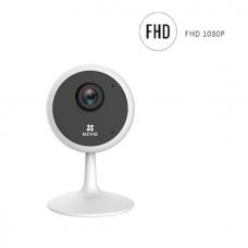 2 megapikselių IP WiFi kamera EZVIZ CS-C1C-D0, WiFi, MicroSD, IR naktinis matymas, FULL HD raitška