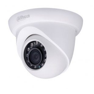 2 Megapikselių IP kupolinė kamera Dahua, SK-HDW1220SP