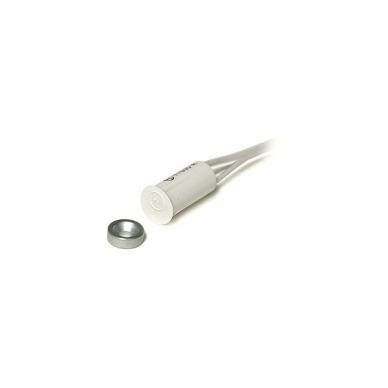 """3/8\"""" Įleidžiami magnetiniai kontaktai su prisukamu magnetu (bal"""