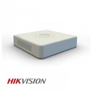 4 kanalų vaizdo įrašymo įrenginys Hikvision, DS-7104HQHI-F/N