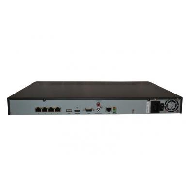 4 IP lauko/vidaus kamerų stebėjimo sistema 4 Mp, SK-IP23 4
