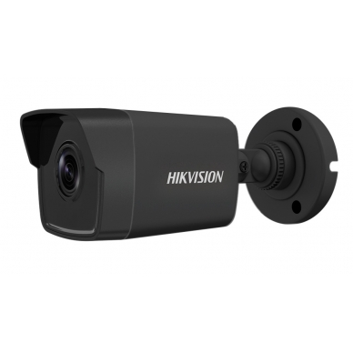 4 juodų IP lauko/vidaus kamerų stebėjimo sistema 4 Mp, SK-IP34_j 4