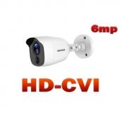 6 MP HD-CVI kameros