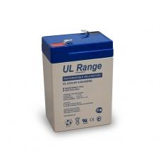 Akumuliatorius Ultracel UL4.5-6 F1