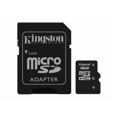 Atminties kortelė - Kingston Micro SD 8 GB Class 10, SDC10/8GB