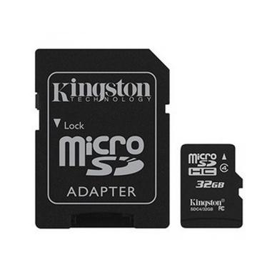 Atminties kortelė - Kingston Micro SD 32 GB Class 10, SDC10/32GB