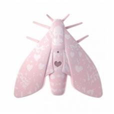 Autonominis dūmų detektorius Lento, rožinės spalvos
