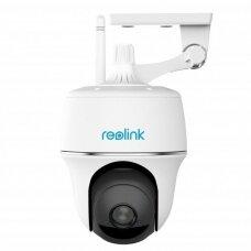 Bevielė Wi-Fi, 2 megapikselių valdoma kamera Reolink Argus PT, IR iki 10M, Micro SD