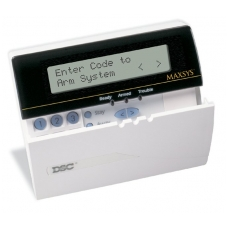 DSC MAXSYS LCD klaviatūra LCD4501
