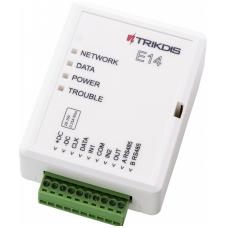 Ethernet komunikatorius Trikdis E14