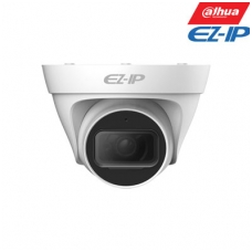 "EZ-IP kamera kupolinė 4MP, IR pašvietimas iki 30m, 1/3"" 2.8mm 101°, 3-DNR, IP67, H.265"