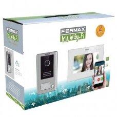 "Vaizdo telefonspynių komplektas FERMAX 1/W VIDEO WAY-FI 7"" KIT"