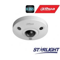 FishEye 360° 4K IP kam.6MP(3072x2048) STARLIGHT STARVIS sensor.