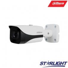 """HD-CVI cilindrinė kam. STARLIGHT 8MP, IR pašvietimas iki 40m., 1/1.8"""" 2.8mm, IP67, su mikrofonu"""