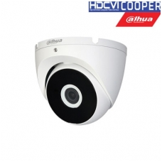 "HD-CVI, CVBS kamera kupolinė 2MP su IR iki 20m. 1/2.7"" 2.8mm 103"