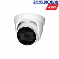 "HD-CVI, CVBS kamera kupolinė 2MP su IR iki 30m. 1/2.7"" 2.7-12mm,"
