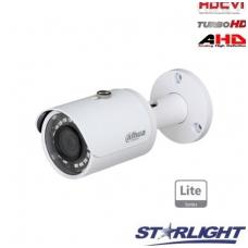 HD-CVI kam. STARLIGHT cilindrinė 2MP su IR iki 30m, 2.8mm obj.,