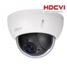HD-CVI  PTZ valdoma kamera 2MP, x4 artinimas, 2.7mm~(plotis) 11m