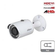 HD-CVI, TVI, AHD, CVBS kamera cilindrinė 2MP su IR iki 30m, 2.8m