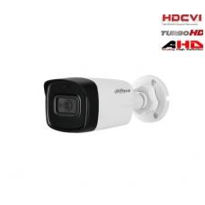HD-CVI, TVI, AHD, CVBS kamera cilindrinė 2MP su IR iki 80m. 1/2.