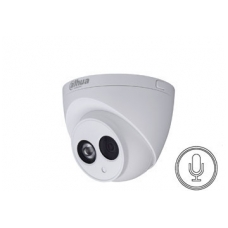 HD-CVI, TVI, AHD kamera kupolinė 2MP su IR iki 50m, 2.8mm, integ