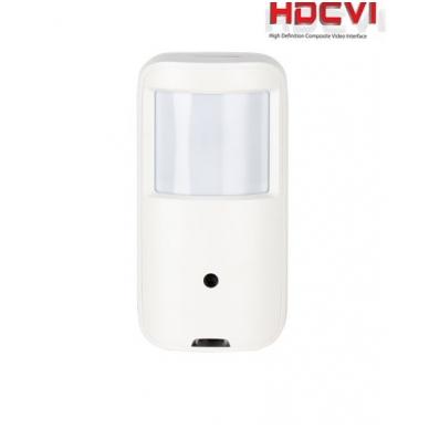 "HD-CVI slapta kamera judesio daviklyje, 2MP, 1/2.9"" 2.8mm 100°"