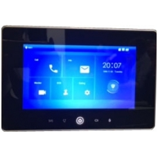 IP domofono monitorius su WIFI, 7 col. 1024x600, Micro SD kor. p