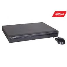 IP įrašymo įrenginys 4 kam., 4K 8MP, 4PoE įėjimai, 2HDD,  200Mbps, H.265/H.264, IVS