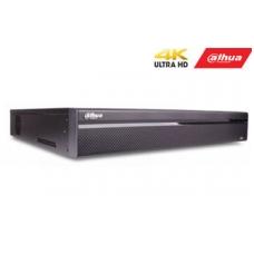 IP įrašymo įrenginys16kam. 4K 8MP, 8HDD, IVS, H.265, 200Mbps