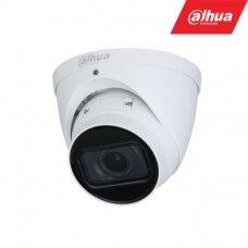 IP kamera 4MP kupol. su IR iki 50m,2.8 mm-12 mm  98°-31°, H.265, PoE, IP67, S4 versija