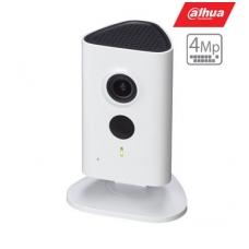 IP kamera 4MP vidinė, 2.3mm. 120°, WIFI, mikrofonas, garsiakalbis, apšvietimas iki 10m.