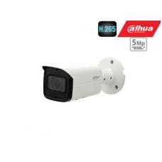 IP kamera cilindrinė 5MP 20fps, IR iki 60m, 2.7~13.5mm. automatinis obj., WDR,3DNR, PoE, IP67, H.265