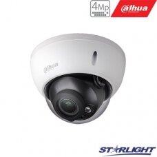 IP kamera HDBW2431RP-ZAS-S1. 4MP 20fps. LXIR iki 40m, 2.7~13.5mm. PoE, IP67, H.265, IK10.