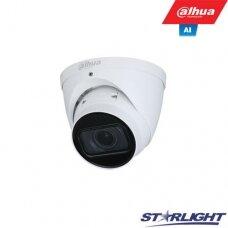 IP kamera HDW3841T-ZAS 8MP, IR pašvietimas iki 50m, 2.7mm-13.5mm 113°-31°, SMD, IVS, AI