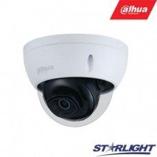 """IP kamera kupol. 2MP STARLIGT, IR pašvietimas iki 30m, 1/2.8"""" 2.8mm 106°, WDR, IVS, IP67, H.265,"""