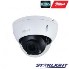 IP kamera kupol. 2MP su IR 40m. SONY STARVIS sensor. 2.7-12mm 99° iki 37°, motorizuotas objektyvas