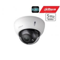 IP kamera kupolinnė 5MP 20fps, LXIR iki 30m, 2.7~13.5mm. automatinis obj.,WDR,3DNR, PoE, IP67, H.265