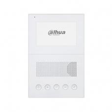 IP telefonspynės audio monitorius baltos spalvos VTH2201DW