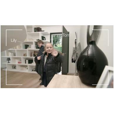Išmanioji Netatmo Welcome kamera su veidų atpažinimo funkcija 6