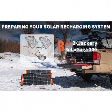 Jackery SolarSaga 100W saulės modulis 5