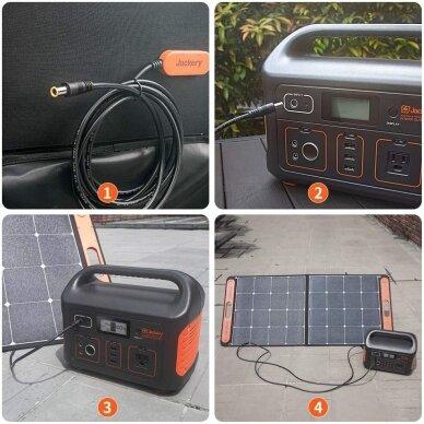 Jackery SolarSaga 100W saulės modulis 8