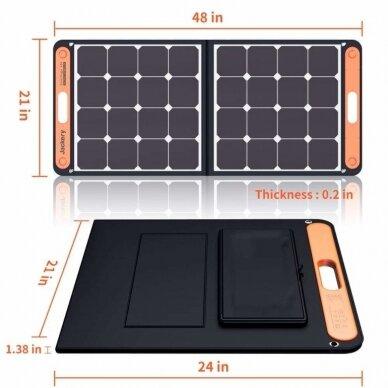 Jackery SolarSaga 100W saulės modulis 2