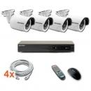 IP vaizdo stebėjimo sistemos