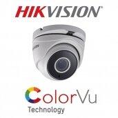 Hikvision Turbo-HD kameros su ColorVU technologija