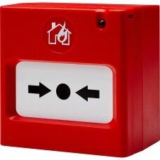 Konvencinis rankinis pavojaus mygtukas TELETEK SensoMAG MCP 50