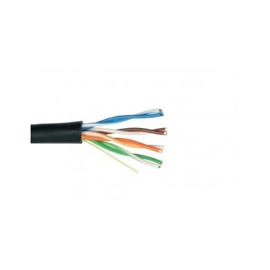Lauko kabelis IP kameroms, UTP, 1 metras