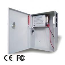 Maitinimo šaltinis 5A/12V (su baterijos krovimu)