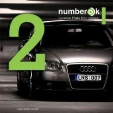 Number OK (2 kanalai)