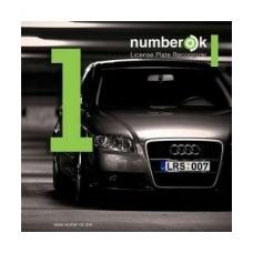 Numerių atpažinimo sistema NumberOK